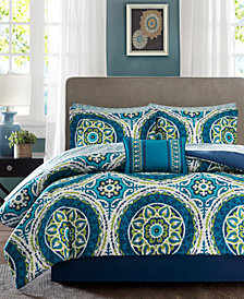 Madison Park Essentials Serenity 7-Pc. Twin XL Comforter Set
