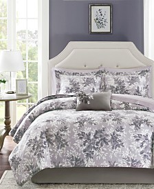 Madison Park Essentials Shelby 9-Pc. Queen Comforter Set