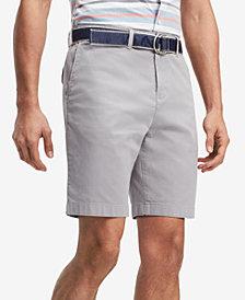 """Tommy Hilfiger Men's Belted 9"""" Shorts"""