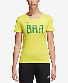 adidas Cotton Brazil T-Shirt