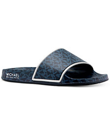 MICHAEL Michael Kors Nolan Slide Sandals
