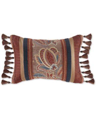 "Brenna 19"" x 13"" Boudoir Decorative Pillow"