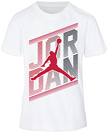 Jordan Big Boys Graphic-Print T-Shirt
