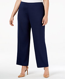 Kasper Plus Size Trouser Pants