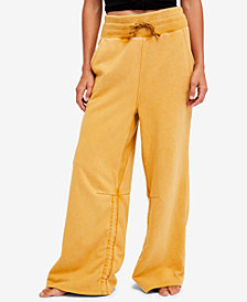 Free People FP Movement In A Cinch Drawstring Sweatpants
