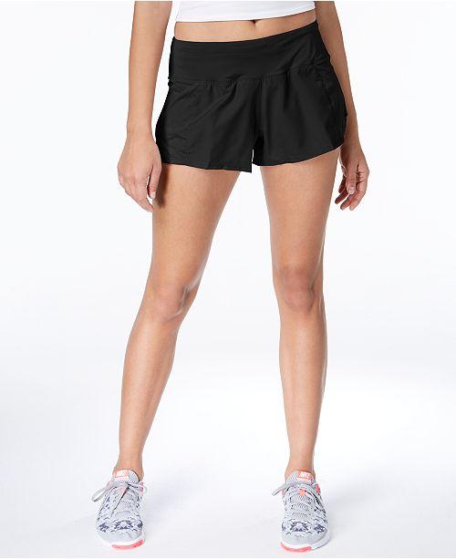 496b501fab352 Nike Dry Running Shorts & Reviews - Shorts - Women - Macy's