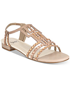Impo Annette Embellished Strappy Sandals