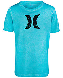 Hurley Graphic-Print Cotton T-Shirt, Big Boys