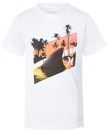 Hurley Graphic-Print Cotton T-Shirt, Toddler Boys