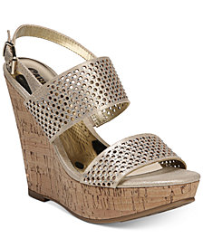 Carlos by Carlos Santana Beverlee Wedge Sandals