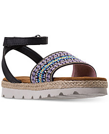 Bearpaw Little Girls' Kahala Ankle Strap Sandals from Finish Line
