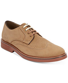 Dockers Men's Monticello Perforated Oxfords