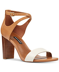 Nine West Nunzaya City Sandals