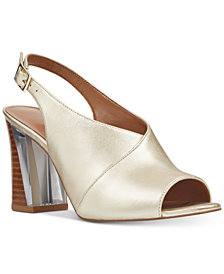 Nine West Morenzo Slingback Sandals
