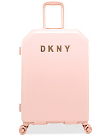 "DKNY Allure 24"" Hardside Spinner Suitcase, Created for Macy's"