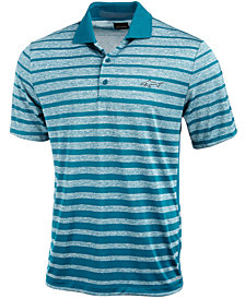 Greg Norman for Tasso Elba Men's Ombré Fade Striped Polo, Created for Macy's