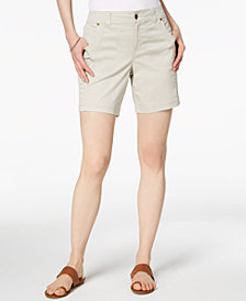 Style & Co Cargo Shorts, Created for Macy's