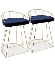 Canary Counter Stool (Set of 2)