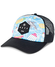 Neff Men's Hot Tub Front Trucker Hat
