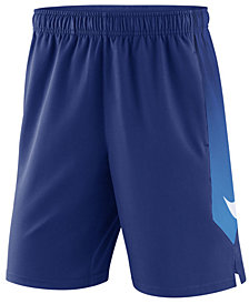 Nike Men's Los Angeles Dodgers  AC Dry Woven Fade Shorts
