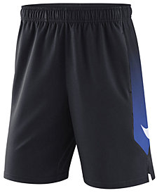 Nike Men's Detroit Tigers  AC Dry Woven Fade Shorts