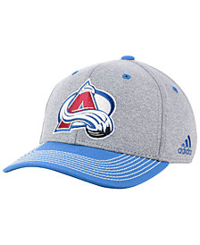 adidas Colorado Avalanche Heather Line Change Cap