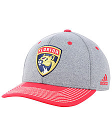 adidas Florida Panthers Heather Line Change Cap