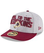 479cab62f745e0 ... inexpensive new era washington redskins draft low profile 59fifty  fitted cap 13603 41227