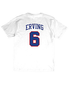Mitchell & Ness Men's Julius Erving NBA All Star 1980 Name & Number Traditional T-Shirt
