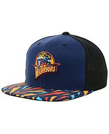 Mitchell & Ness Golden State Warriors Winning Team Snapback Cap