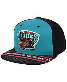 Mitchell & Ness Vancouver Grizzlies Winning Team Snapback Cap