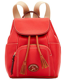 Dooney & Bourke St. Louis Cardinals Pebble Murphy Backpack