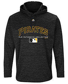 Majestic Men's Pittsburgh Pirates Ultra Streak Fleece