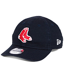 New Era Boys' Boston Red Sox Jr On-Field Replica 9TWENTY Cap