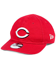 New Era Boys' Cincinnati Reds Jr On-Field Replica 9TWENTY Cap