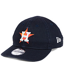New Era Boys' Houston Astros Jr On-Field Replica 9TWENTY Cap