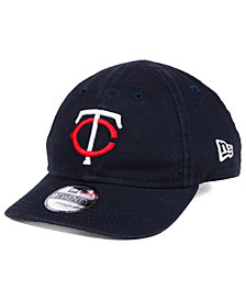 New Era Boys' Minnesota Twins Jr On-Field Replica 9TWENTY Cap