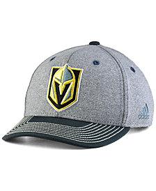 adidas Vegas Golden Knights 2Tone Heathered Adjustable Cap