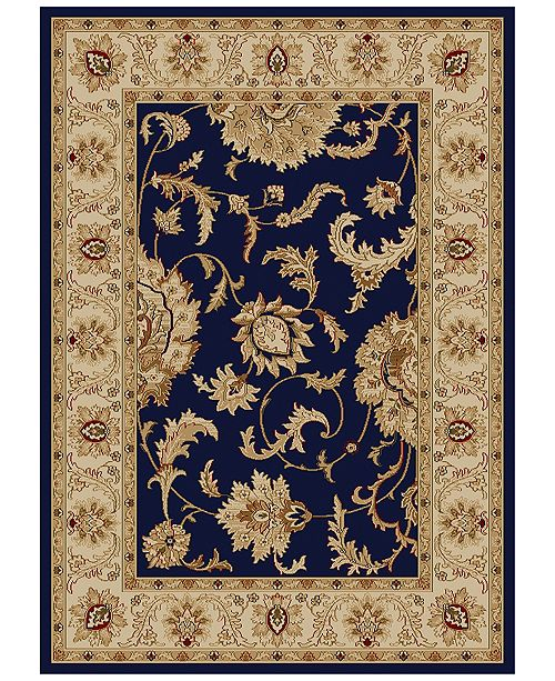 """KM Home CLOSEOUT! Pesaro Imperial 5'5"""" x 7'7"""" Area Rug"""