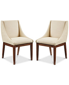 Dean Dining Side Chair (Set of 2), Quick Ship