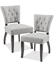Orlando Dining Chair (Set of 2), Quick Ship