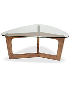 Zachary Coffee Table, Quick Ship