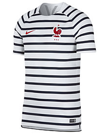 Nike Men's Dry French Squad Soccer T-Shirt