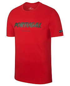 Nike Men's Portugal Local Pride Soccer T-Shirt