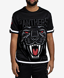Hudson NYC Men's Panther Graphic-Print T-Shirt
