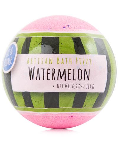 Fizz & Bubble Watermelon Artisan Bath Fizzy