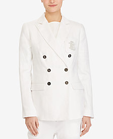 Lauren Ralph Lauren Double-Breasted Jacket