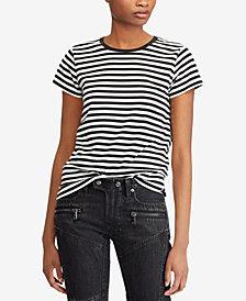Polo Ralph Lauren Striped Cotton T-Shirt