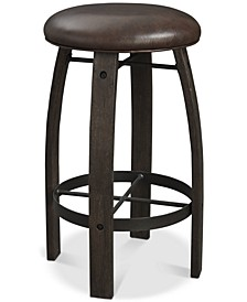 Brewing Collection Whiskey Barrel Bar Stool