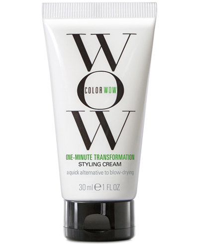 COLOR WOW One-Minute Transformation Styling Cream, 1-oz., from PUREBEAUTY Salon & Spa
